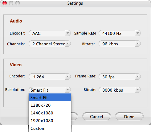 Import mts video to Final Cut Pro 7 with Mac MTS Converter